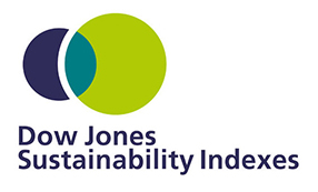 Down Jones Sustainability Indicies logotyp